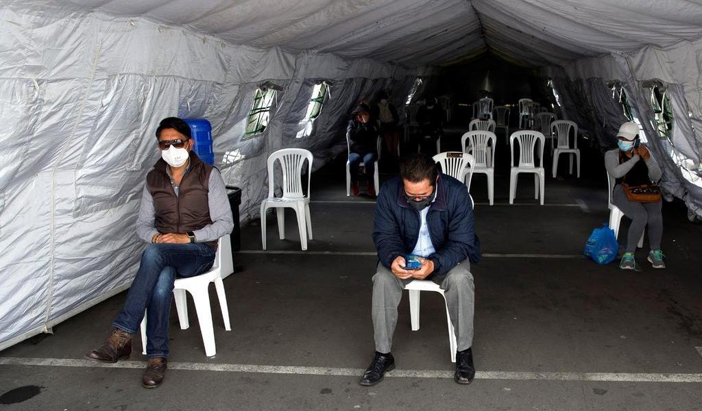 Reporta Ecuador 242,146 casos acumulados de COVID-19