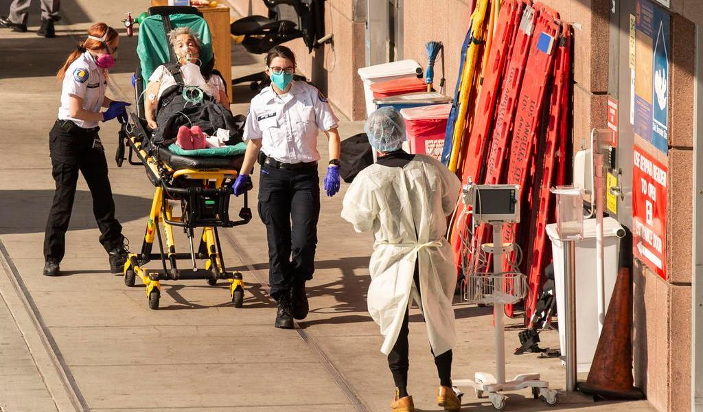 Alcanzaría EUA las 514 mil muertes por COVID-19 en febrero