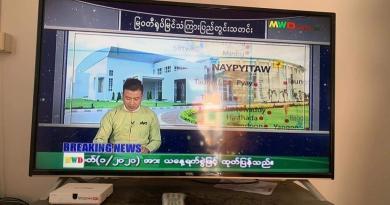 Fuerzas armadas han tomado el control de Myanmar por un año; advierten en televisión