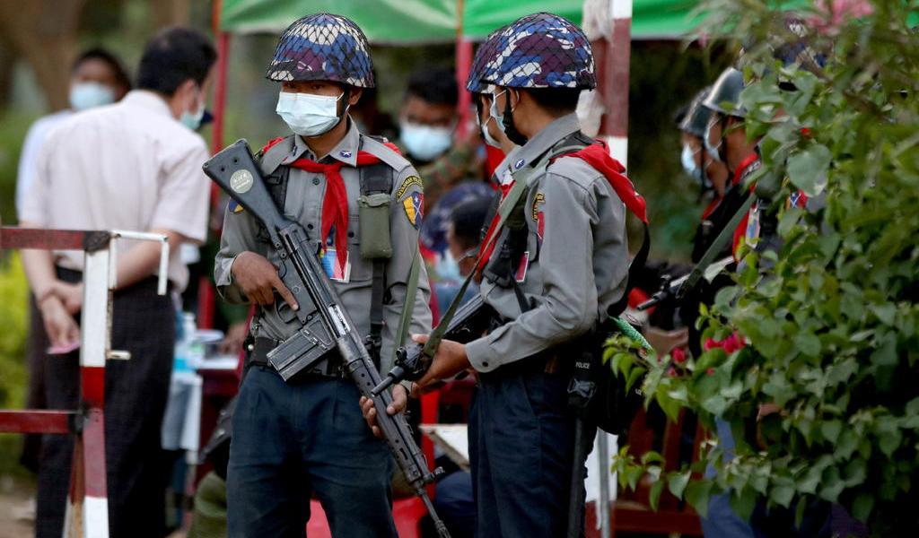 Califica EUA de 'golpe de Estado' lo ocurrido en Birmania; restringe ayuda