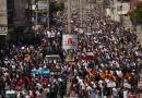 Protestan para exigir la renuncia de Jovenel Moise en Haití