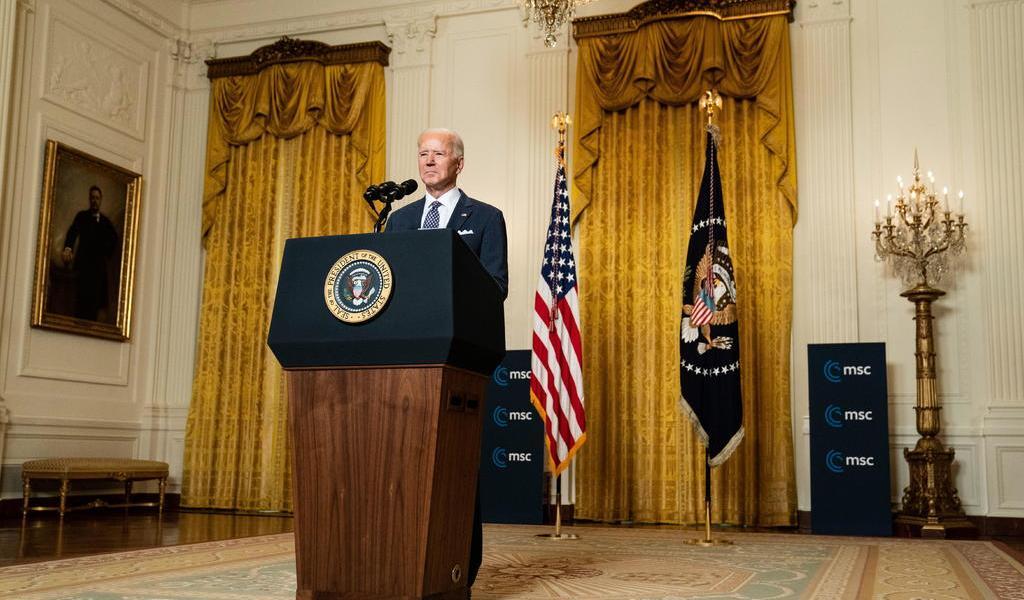 Biden, dispuesto a negociar con Irán; pide ir más allá del tema nuclear