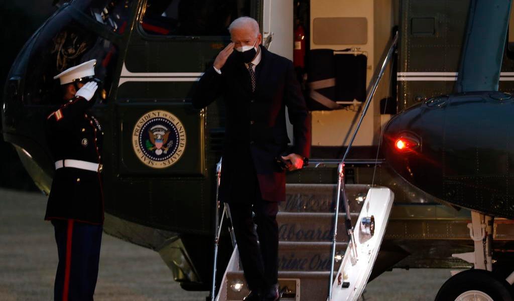 Biden podría visitar Texas 'tan pronto como esta semana'