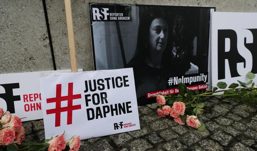 Condenan a 15 años al asesino de la periodista Daphne Caruana en Malta
