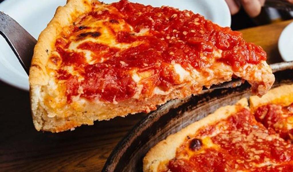 Baja el 'boom' de pizzas por la pandemia en EUA