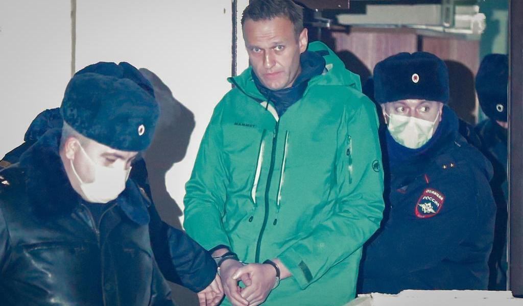 EUA impone sanciones contra Rusia por envenenamiento del opositor Alexéi Navalni