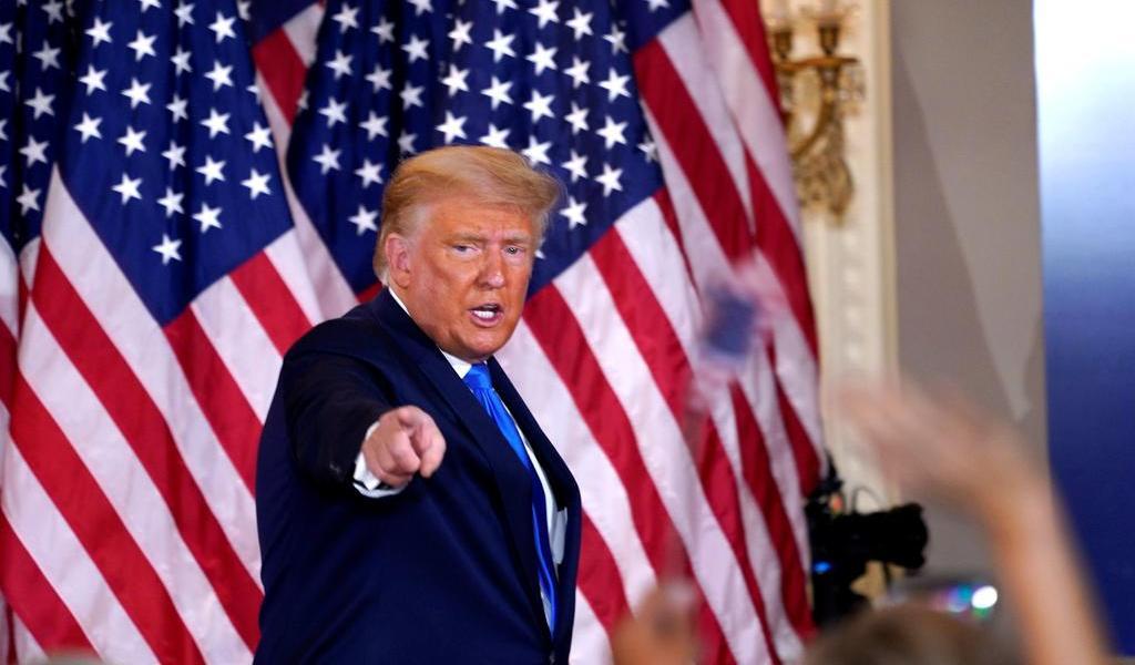 Entablan nueva demanda contra Trump y aliados por asalto al Capitolio