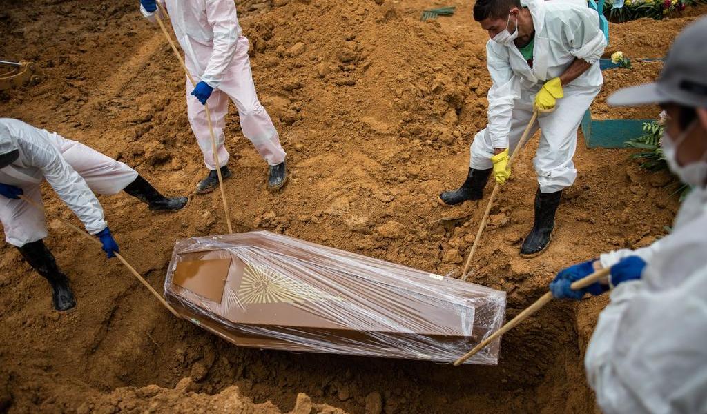Mueren dos personas contagiadas con variante brasileña de COVID en Venezuela