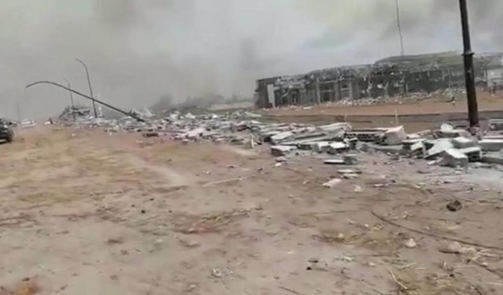 Explosiones dejan muertos y cientos de heridos en Guinea Ecuatorial