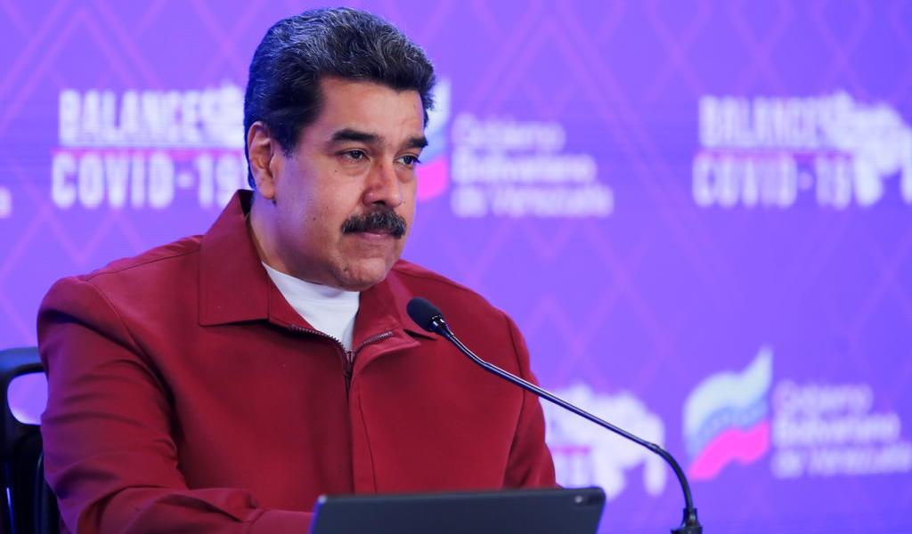 Maduro acusa a Iván Duque de supuesto plan para robar armas a Venezuela
