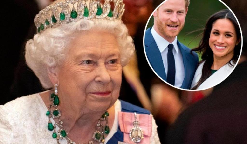 ¿Puede Isabel II retirar los títulos a Harry y Meghan?