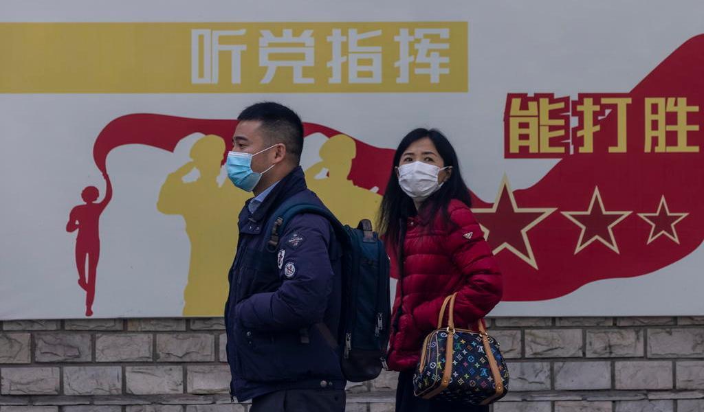 Batalla China para vacunar
