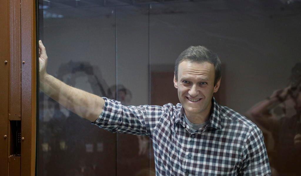 Sufre Navalni problemas de salud en prisión