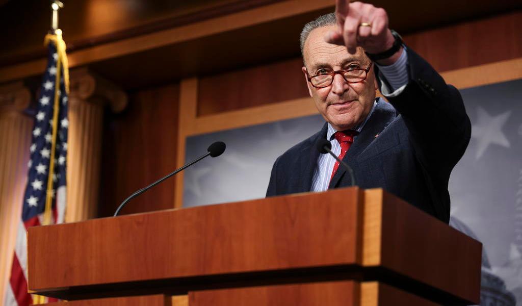 Preparan demócratas ambiciosa agenda para el Senado de EUA