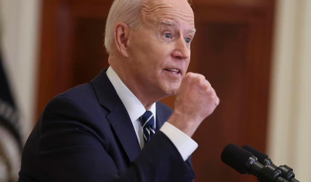 Biden advierte que China no será la 'primera potencia mundial' durante su mandato