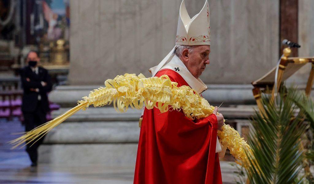 Inicia Semana Santa sin multitudes