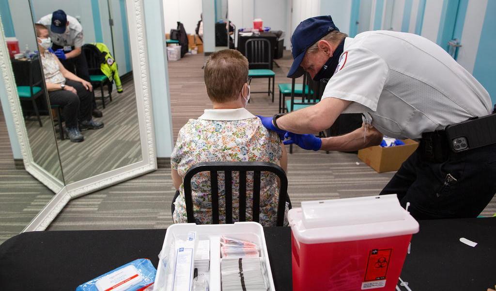 Hasta 90% de adultos serán elegibles para ser vacunados en EUA
