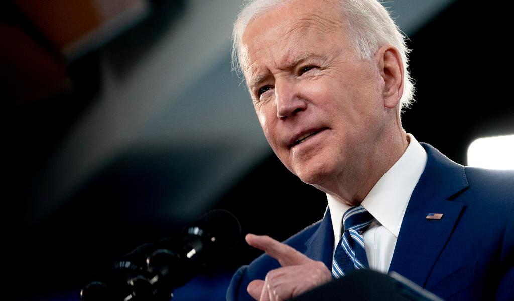 Trabajará Biden con México y Colombia para que lucha antidroga respete la ley