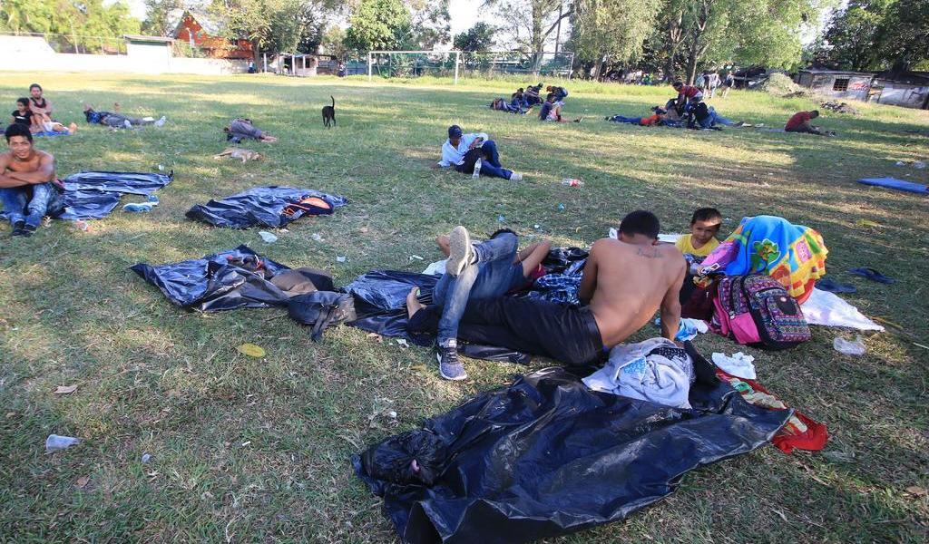 Organizaciones civiles urgen a Biden resolver crisis migratoria en frontera con México