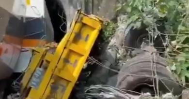 Descarrilamiento de tren en Taiwán deja al menos cuatro muertos