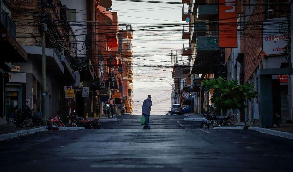 Paraguay insiste en el 'Quédate En Casa'