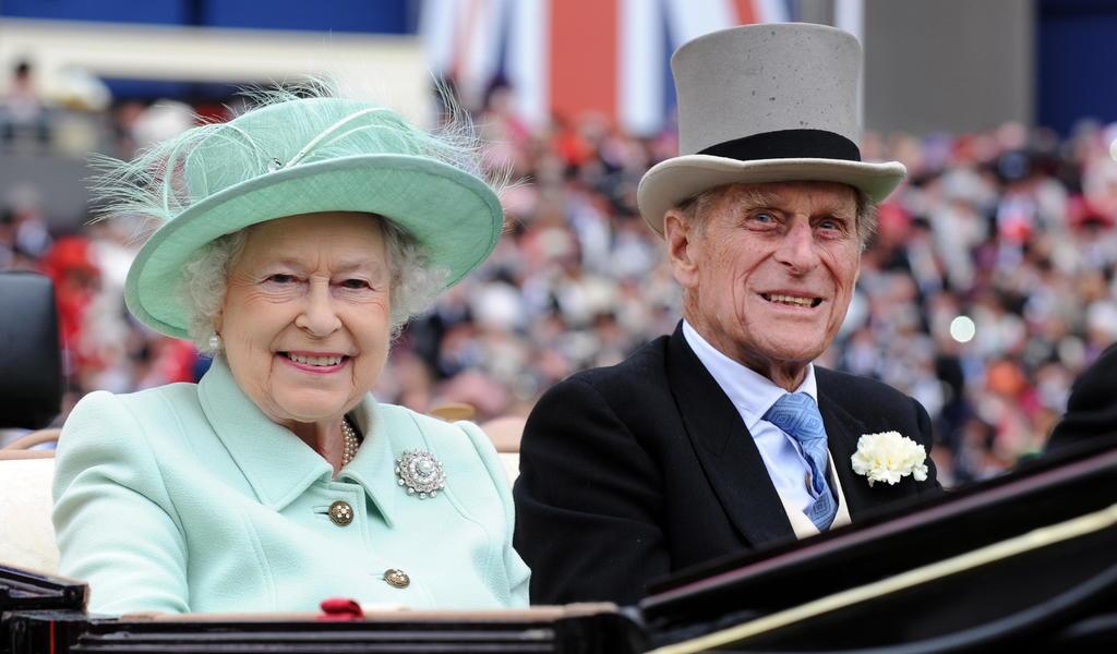 Muere a los 99 años el duque de Edimburgo, esposo de la reina Isabel II