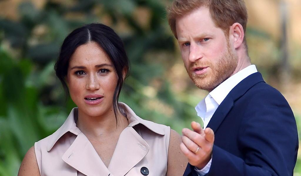 En escueto mensaje, Enrique y Meghan agradecen al príncipe Felipe su 'servicio'