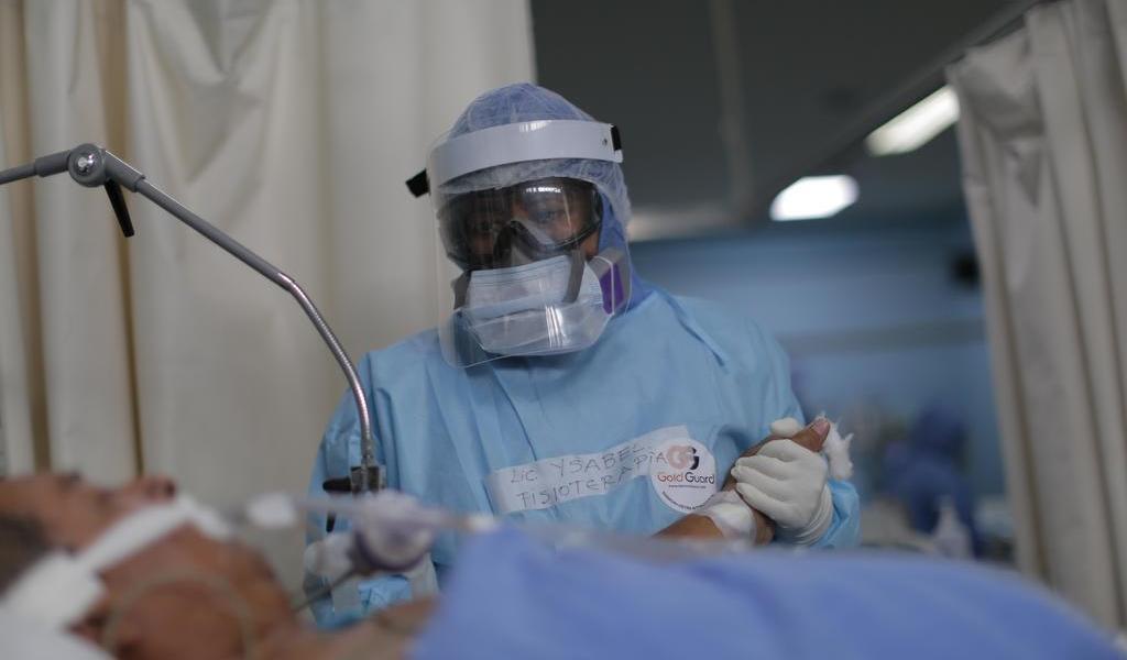 Por desabasto de oxigeno, mueren 12 en hospital de Perú