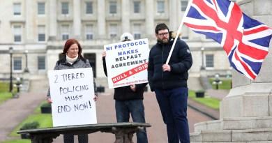 Desplome y desconfianza en Reino Unido por Brexit