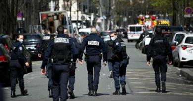 Tiroteo frente a hospital en París deja un muerto y una herida grave
