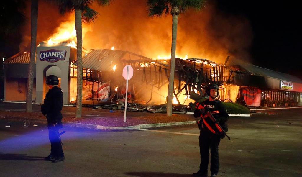 Mayoría republicana apoya medida 'antidisturbios' en Florida
