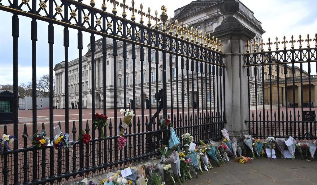 Este es el programa del funeral del príncipe Felipe, marido de la reina Isabel II