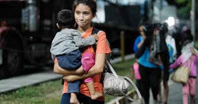 EUA, México y Guatemala han deportado a mil 45 menores hondureños en 2021