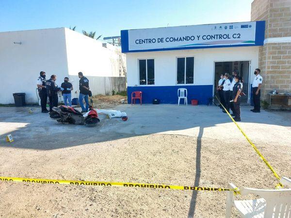 CAPACITAN A POLICÍAS DE ISLA MUJERES EN TEMAS DE INVESTIGACIÓN CRIMINAL