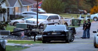 Se estrella avioneta en Mississippi; hay cuatro muertos
