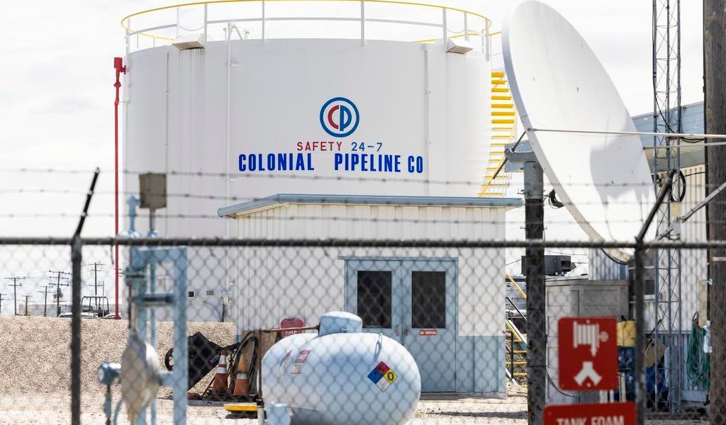 Esperan reiniciar en días oleoducto hackeado en EUA