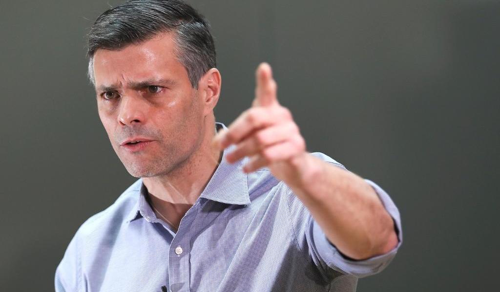 Venezuela solicita a España la extradición de Leopoldo López