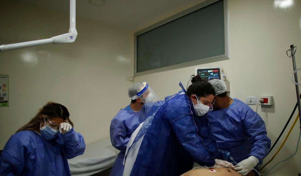 América Latina supera el millón de muertes por COVID-19: OPS