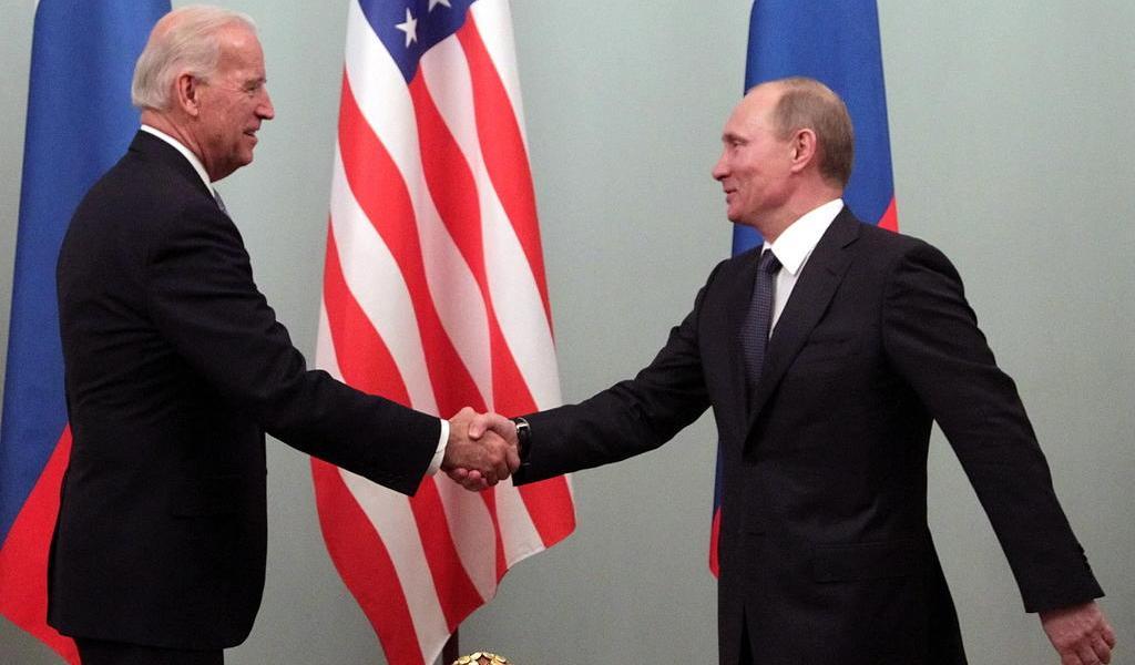 EUA y Rusia allanan camino para cumbre entre Biden y Putin