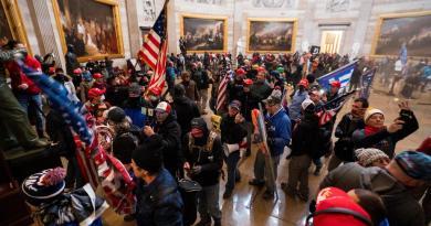 Bloquean republicanos comisión sobre asalto al Capitolio de EUA