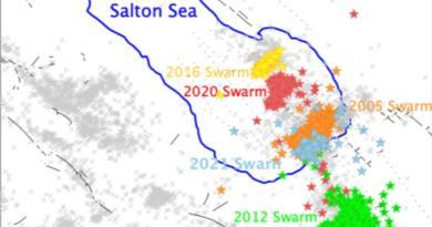 Sismo de magnitud 5.3 sacude partes del sur de California