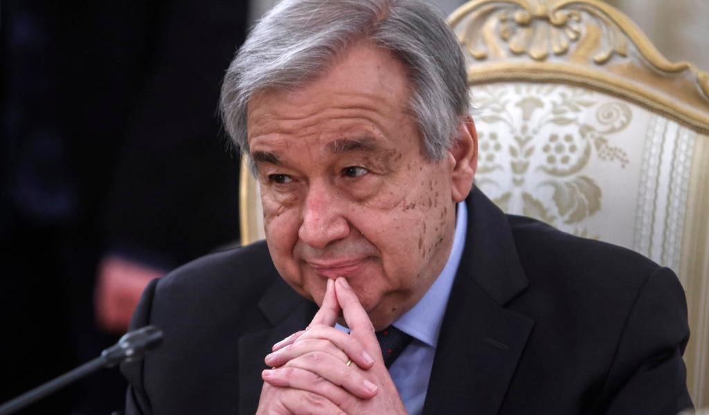 Consejo de Seguridad respalda que Guterres siga al frente de la ONU