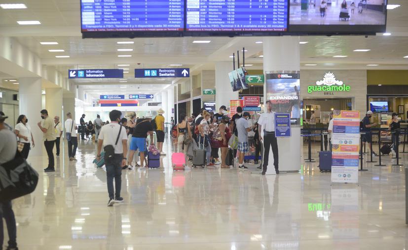 Recuperación económica: aeropuerto de Cancún reabre la terminal 2