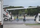 Regresan los vuelos al aeropuerto de Chetumal