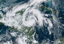 Q. Roo: Se forma depresión tropical; mañana podría ser tormenta tropical