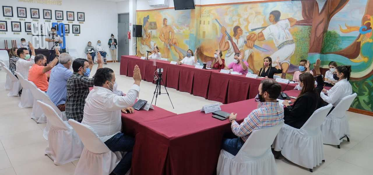 POR INCUMPLIMIENTO DE CONCESIONARIA, CABILDO DE BENITO JUÁREZ DECLARA EMERGENCIA SANITARIA