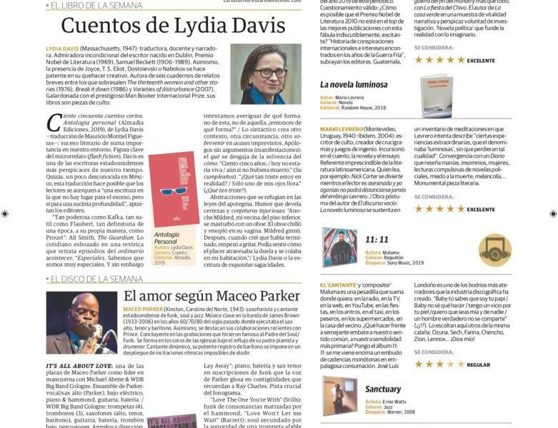 Cuentos de Lydia Davis
