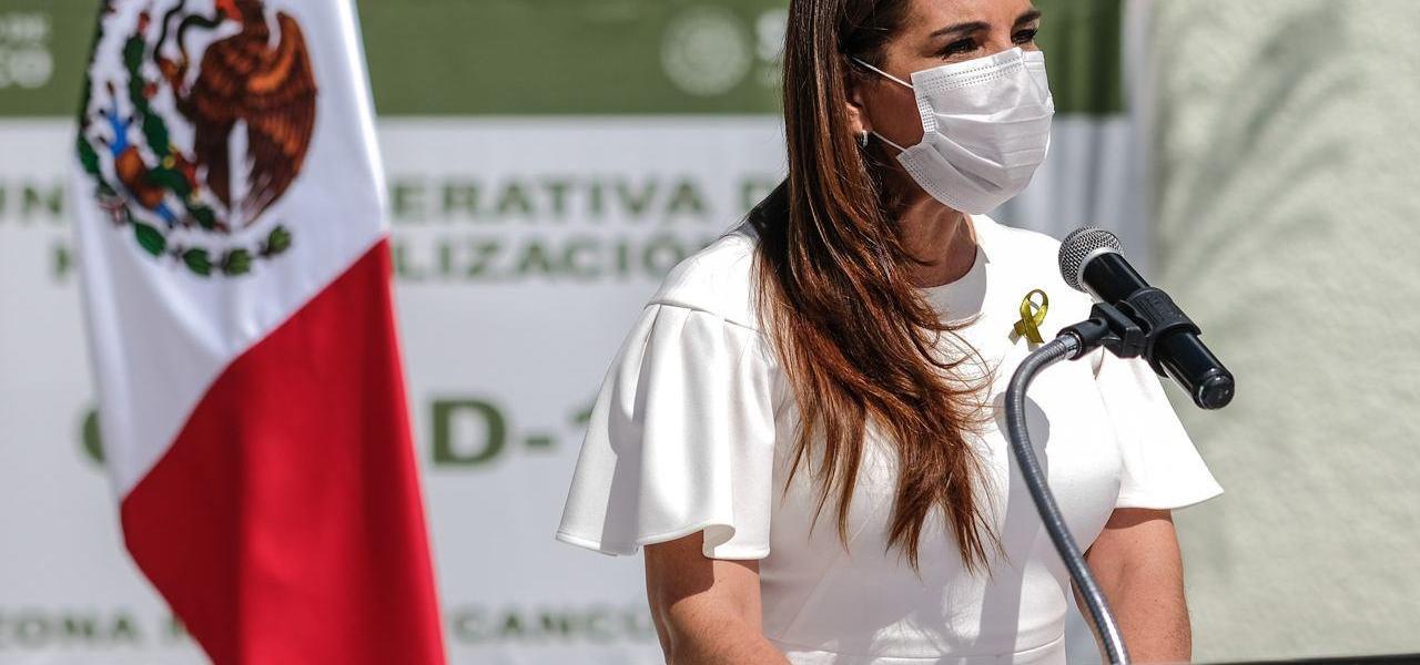 MUNICIPIO DE BENITO JUÁREZ RESALTA LA LABOR DE PERSONAL MÉDICO Y MILITAR EN PANDEMIA