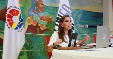 MANTIENE MARA LEZAMA ENLACE PERMANENTE CON CIUDADANÍA PARA PROTEGER A LAS FAMILIAS