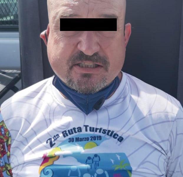 Detienen en Cozumel a sujeto con 40 kilogramos de marihuana